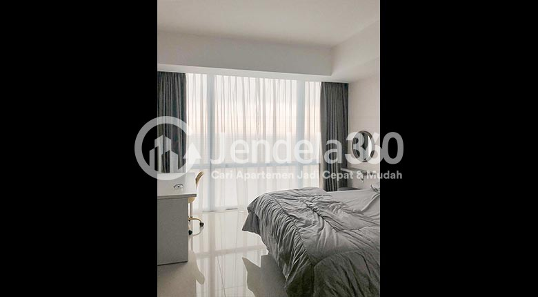 Bedroom Apartemen U Residence Karawaci