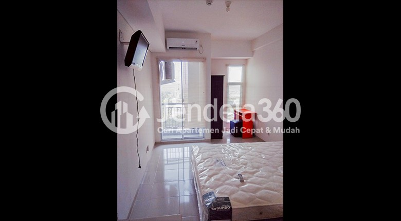 Bedroom Akasa Pure Living Apartment