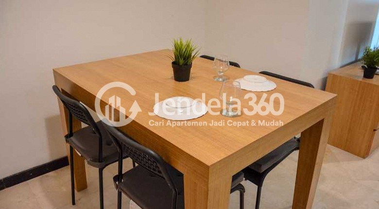 Dining Room Bellagio Residence Apartment