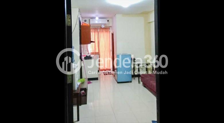 Living Room Apartemen Casablanca East Residence